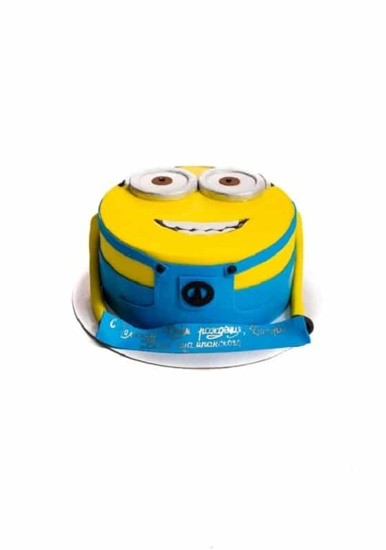 Торт Малыш Миньон