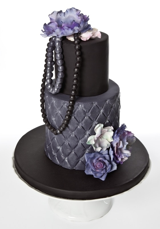 Торт Черный бриллиант