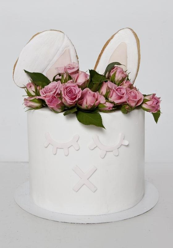 Торт Моей зайке