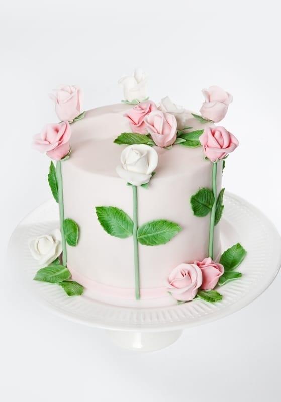 Торт Прикосновение Розы