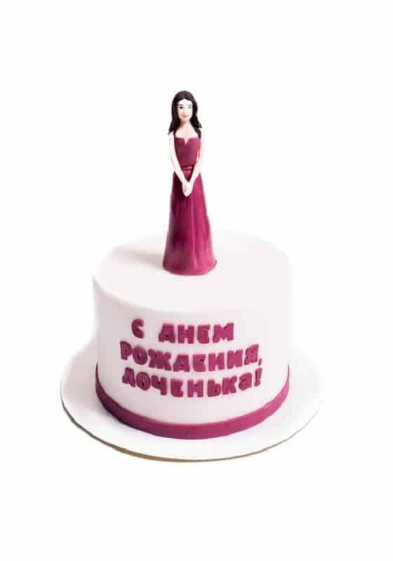Торт Пурпурная леди
