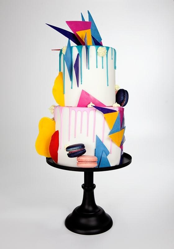 Торт с Геометрией
