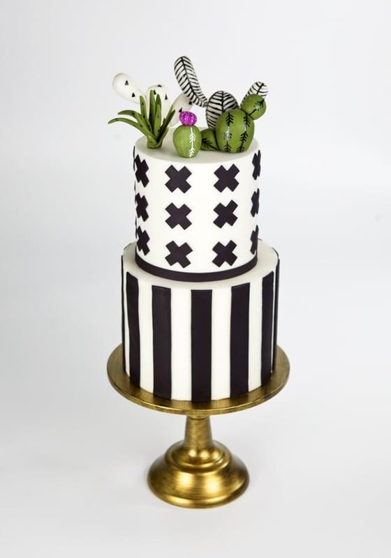 Торт с Кактусом