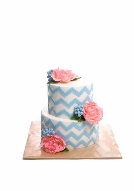 Торт Весенний Пион